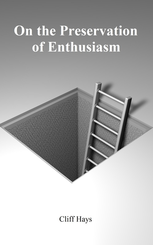 On the Preservation of Enthusiasm ©2013 (philosophy of science / epistemology)